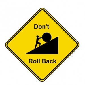 Dont Roll Back
