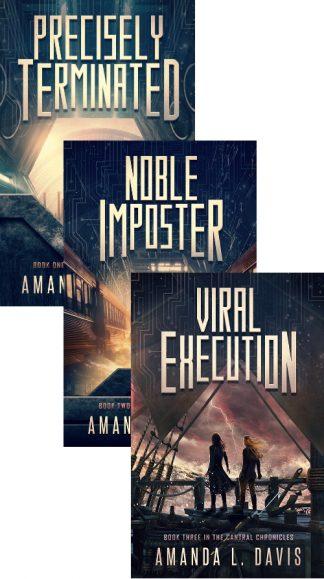 Books by Amanda L. Davis